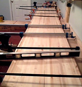 making a shuffleboard table how to build a shuffleboard table i shuffleboard 7337
