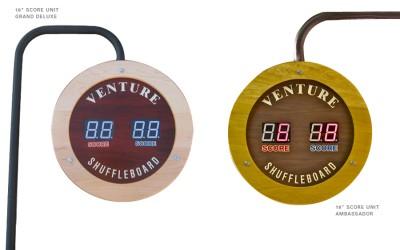 Venture 18 inch Round Score