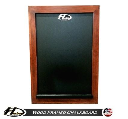 Shuffleboard chalkboard score keeper