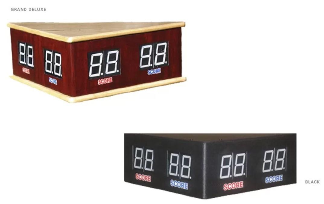 Venture Triangle Electronic Scoreboard