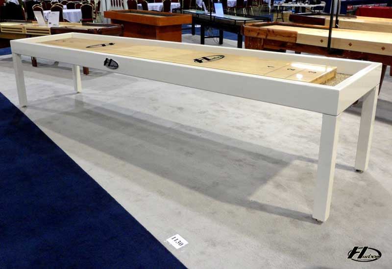 What Size Shuffleboard Table Should I Get - Standard shuffleboard table