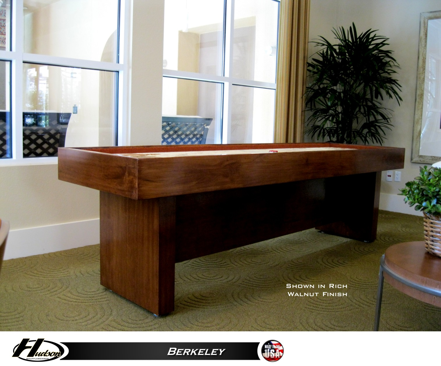 Berkeley Shuffleboard Table Shuffleboardnet - 12 foot shuffleboard table for sale