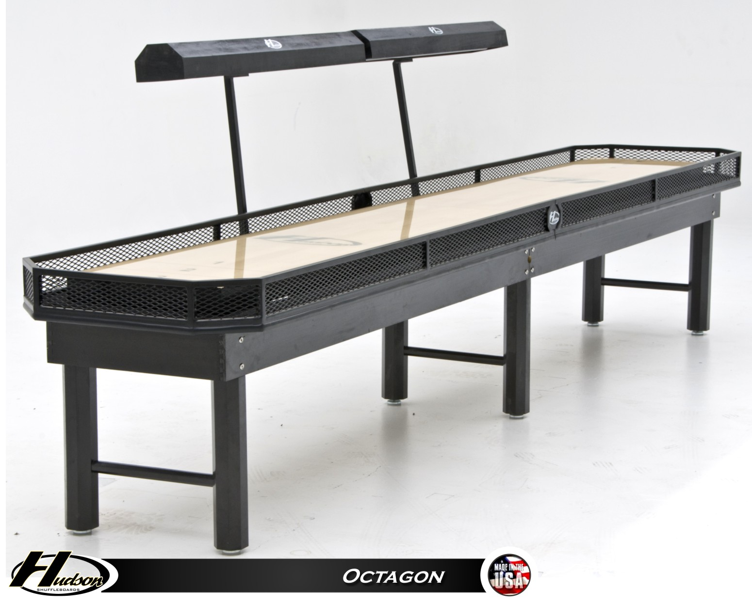 12u0027 Octagon Shuffleboard Table. View Detailed Images (5)