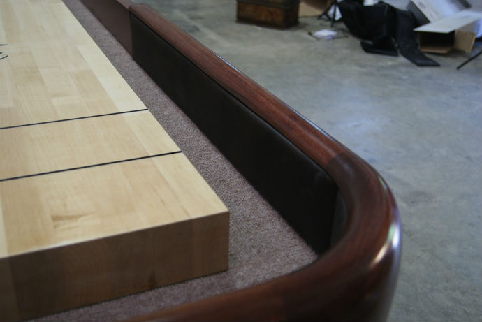 Bennet Shuffleboard Table