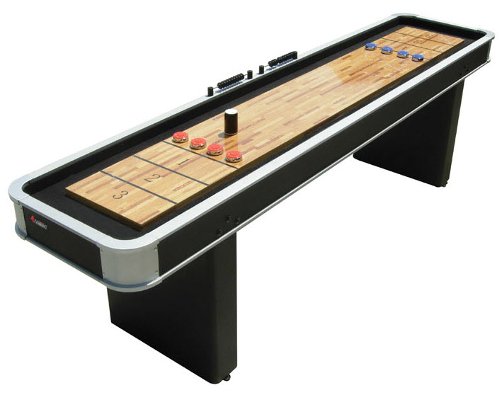 The Astro Shuffle Board Table
