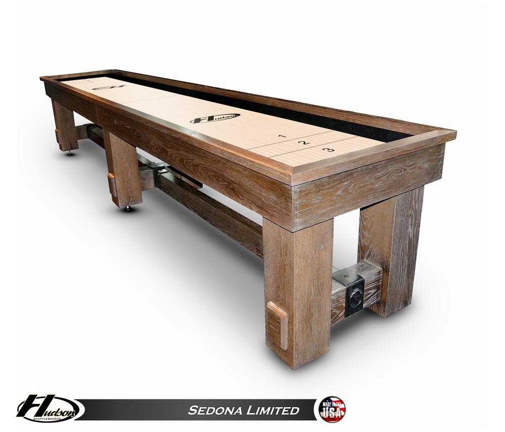 20u0027 Sedona Limited Shuffleboard Table