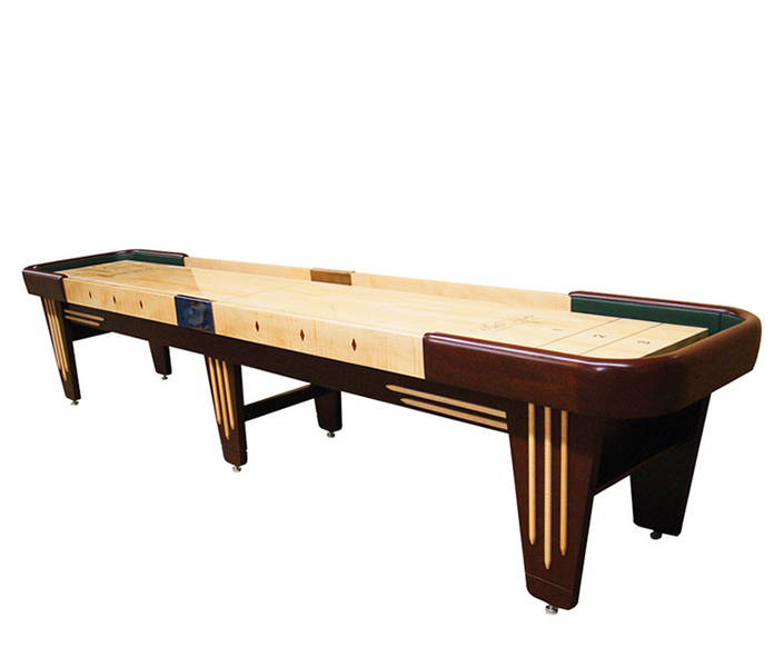 18' Chicago Shuffleboard Table