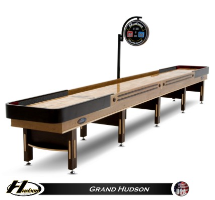 18' Grand Hudson Shuffleboard Table