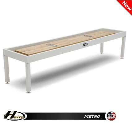 9' Metro Shuffleboard Table
