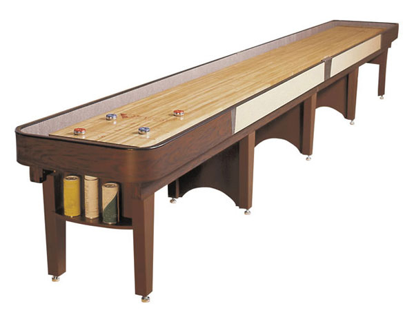 18' Ambassador Shuffleboard Table