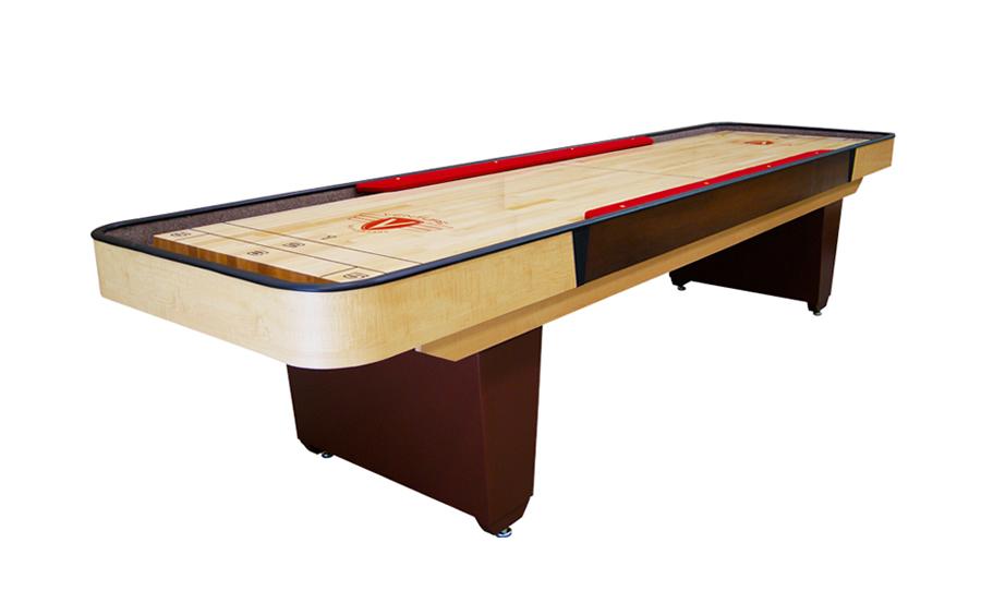 12' Classic Cushion Shuffleboard Table