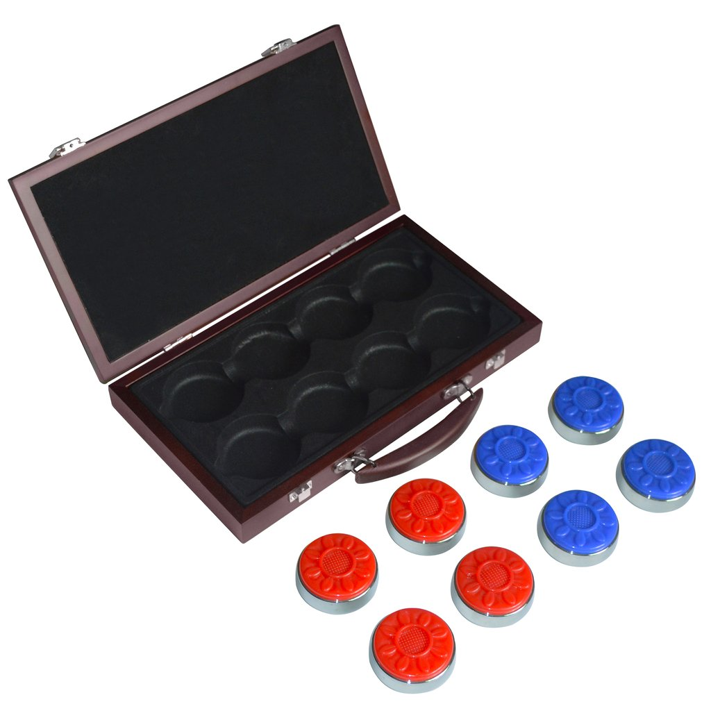 Pro-Series Shuffleboard Puck Set