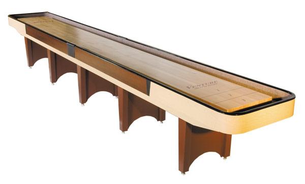 12' Classic Venture Shuffleboard Table