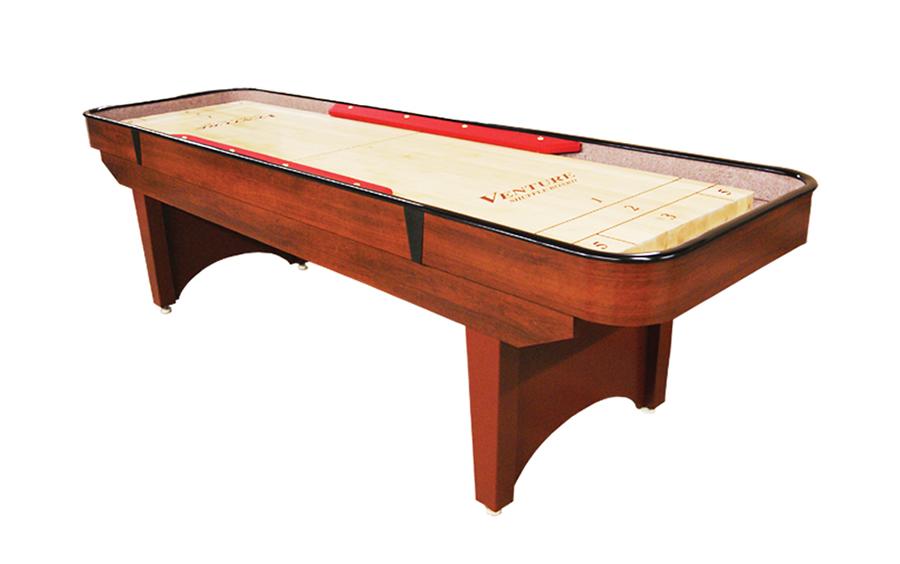 9' Classic Bankshot Shuffleboard Table