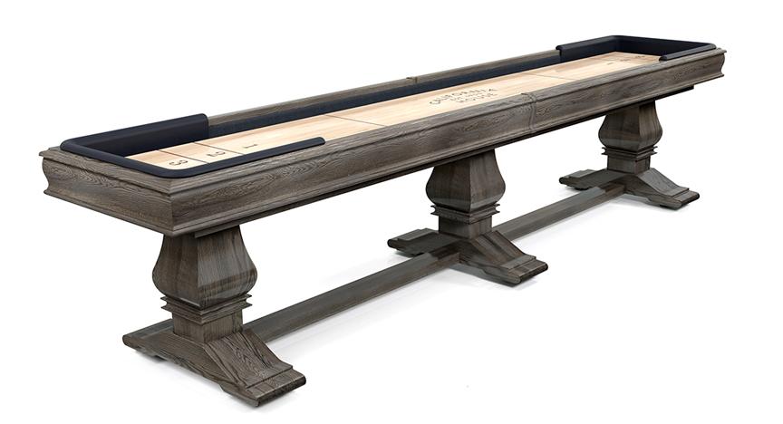 16' Hillsborough Shuffleboard Table