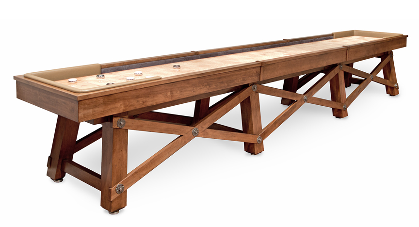 12' Loft Shuffleboard Table