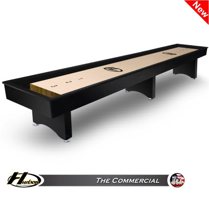 9' The Commercial Shuffleboard Table
