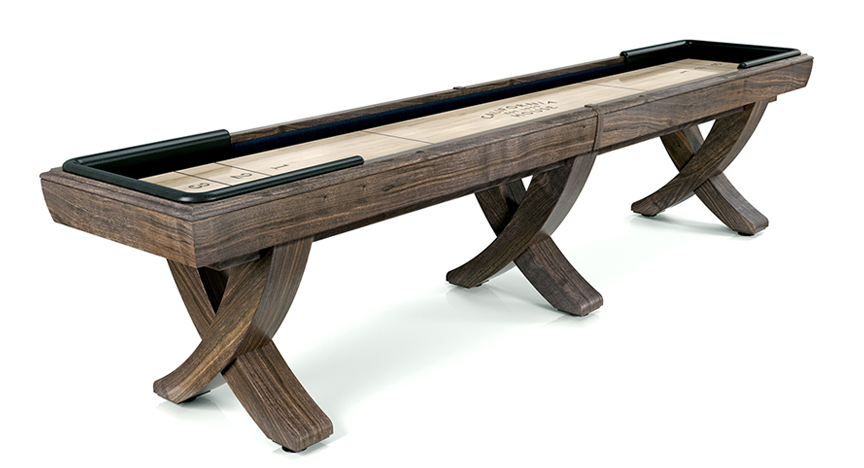 9' Newport Shuffleboard Table