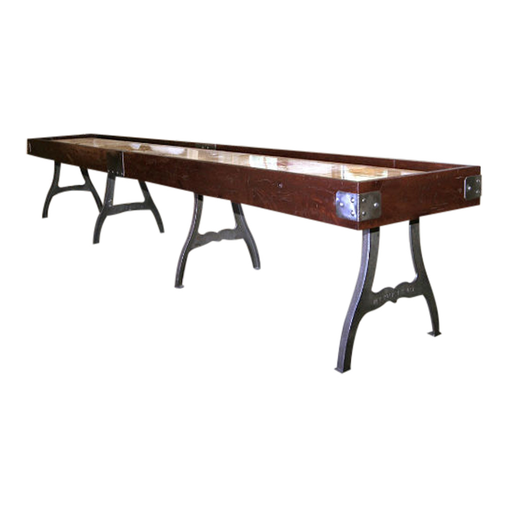16' Williamsburg Shuffleboard Table