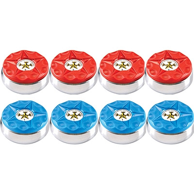 Triple Crown Shuffleboard Weights - Set of 8