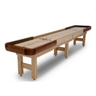 9' Cirrus Outdoor Shuffleboard Table