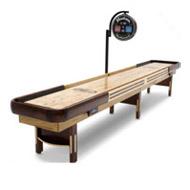 9' Grand Hudson Deluxe Shuffleboard Table