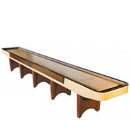 14' Classic Coin-Op Shuffleboard Table