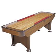 9' Classic Cushion Shuffleboard Table