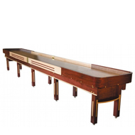 16' Grand Deluxe Shuffleboard Table