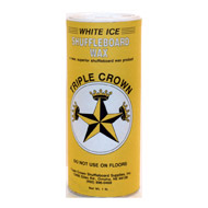 Triple Crown White Ice Shuffleboard Powder - 12 Pack