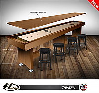 9' Tavern Shuffleboard Table