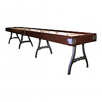 18' Williamsburg Shuffleboard Table