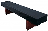 9-14 foot Black Shuffleboard Table Cover