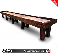 20' Fallbrook Shuffleboard Table
