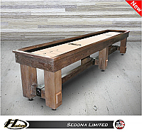 18' Sedona Limited Shuffleboard Table