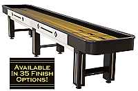 9' Distinction Shuffleboard Table