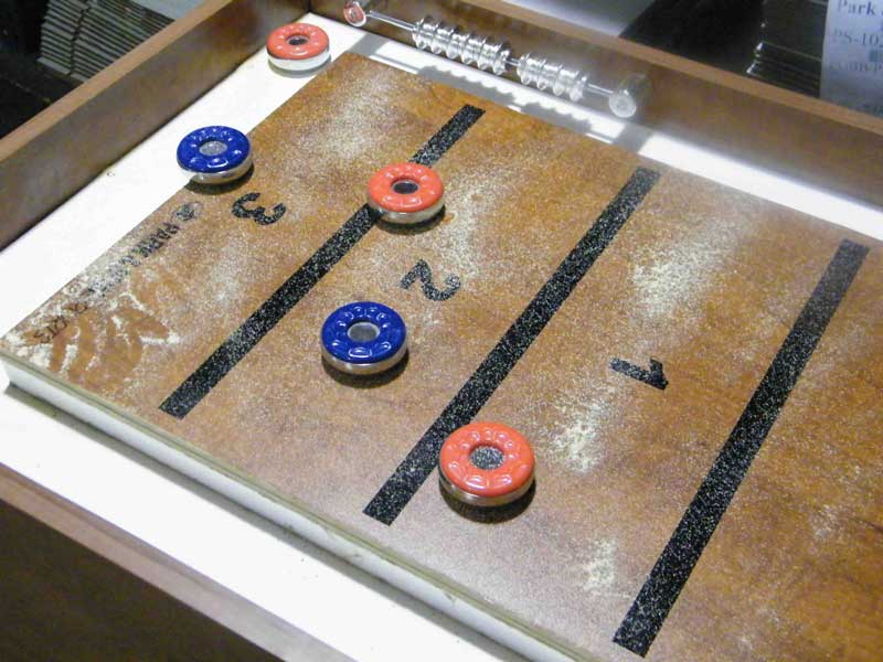Lifestyle Incline Shuffleboard